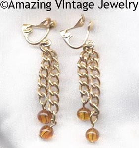 EMBER CHAINS Earrings