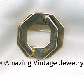 OCTAGON Pin