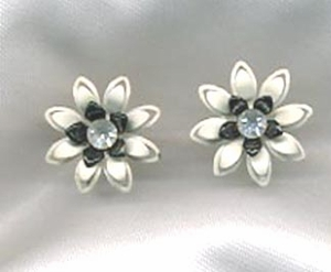 SYMPHONY Earrings - BW