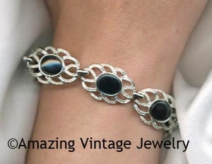 BLACK REFLECTIONS Bracelet