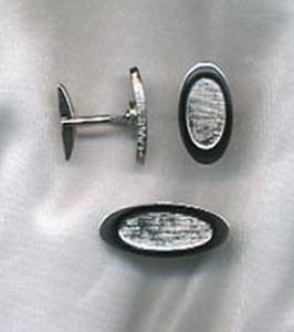 Tailored Elegance Tie Bar/Cuff Links