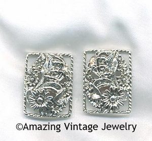 ANTIQUE GARDEN Earrings