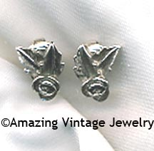 ANTIQUE ROSE Earrings