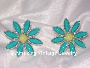 Daisy Time Earrings