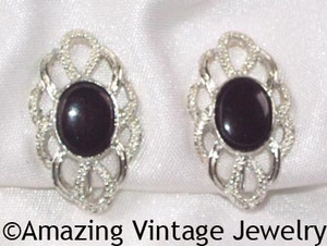 BLACK REFLECTIONS Earrings