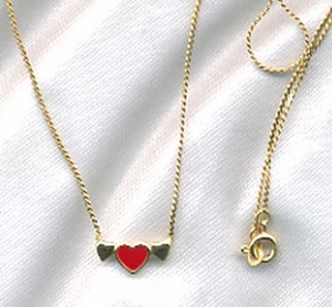 LOVE NOTES Necklace