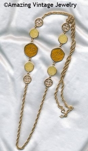 TASTE OF HONEY Necklace - 1 strand