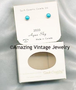 AQUA SKY Earrings