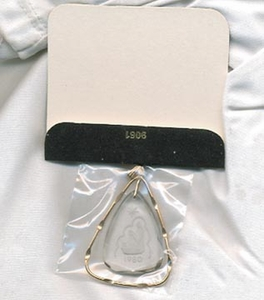1980 Ltd. Ed Christmas Pendant