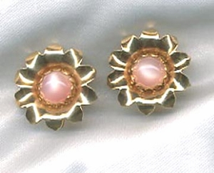PINK PASSION Earrings Small