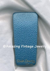Sarah Coventry Blue key case