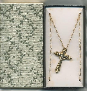 CELEBRATION Cross Necklace