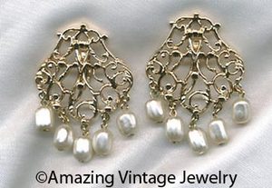 VENETIAN LACE Earrings