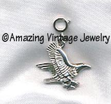ENDANGERED SPECIES Charm - Eagle