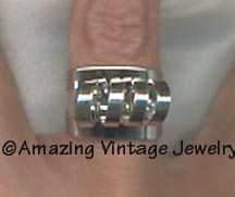 COSMIC WRAP-A-ROUND Ring - Silver