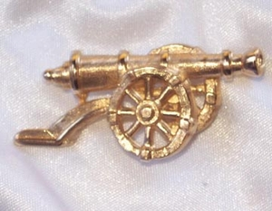 SARAH COVENTRY Cannon Charm