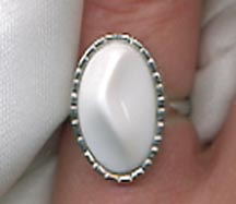 WHIPPED CRÈME Ring