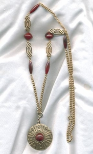 SAFARI Necklace - 1 Strand
