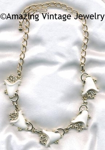 MONTESTARY BELLS Necklace