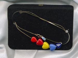 Happy Hearts Necklace