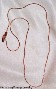 CHAIN-A-BEAD Necklace