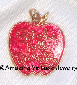 SARAH COVENTRY Apple Charm