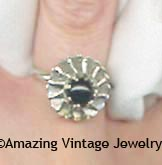 BLACK BEAUTY Ring
