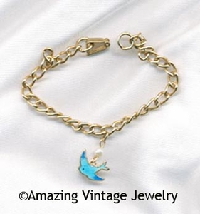 BLUEBIRD OF HAPPINESS Bracelet