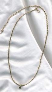 GOLDEN VERSATILITY CHAIN Necklace - 17""
