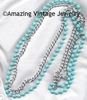 AQUA CHAIN Necklace
