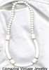 WHITE MAGIC Necklace