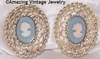 CAMEO LACE Earrings