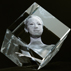 3D Crystal Portraits
