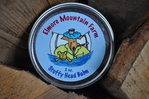 'Stuffy Head' Balm