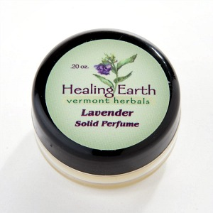 All Natural Solid Perfume