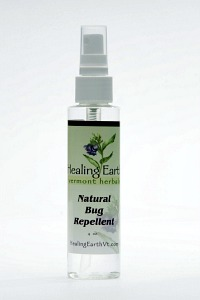 Natural Bug Repellant Bottle