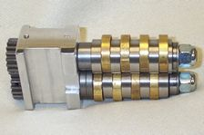 Blade Cartridge: 4 strips, 1/8-inch