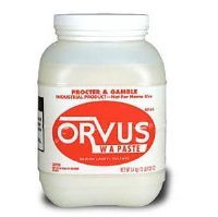 Orvus WA Paste Outstanding for Wool Rugs and Fabric - 8 oz.