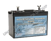 UB12900 (Group 27) battery (replacement)