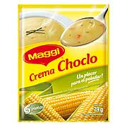 Sopa Crema de Choclo - Maggi 79g (sold out!!)