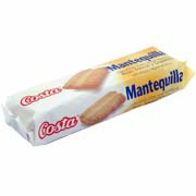 Mantequilla Galletas - Costa 140g  (sold out!!)