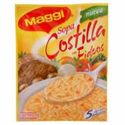 Costilla con Fideos - Maggi 60g (sold out!!)