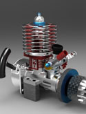 Nitro RC Car Engines