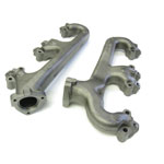 1964-72 Chevelle Small Block Exhaust Manifolds w/ Smog