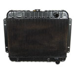 1964-65 Chevelle 4 Row Heavy Duty Radiator Manual Trans