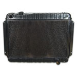 1966-67 Chevelle 4 Row Heavy Duty Radiator Auto Trans