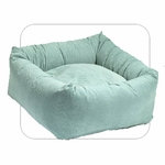 "Bowsers-""Caribbean"" -  Microvelvet Dutchie Dog Bed"