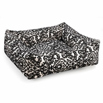 "Bowsers-""Ritz"" -  Microvelvet Dutchie Dog Bed"