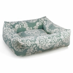 "Bowsers-""Spa"" -  Microvelvet Dutchie Dog Bed"