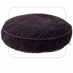 "Bowsers-""Eggplant"" -  Super-Soft -  Bowsers Dog Bed"